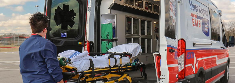 Long-distance Medical Transportation